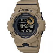 Casio - Montre Connectée Casio G-Shock GBD-800UC-5ER - Montre Homme Marron
