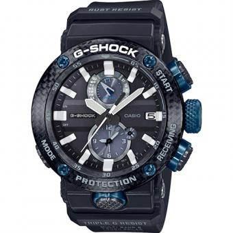Casio - Montre Connectée Casio G-Shock GWR-B1000-1A1ER - Montre Casio Femme
