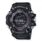 Casio - Montre Connectée Casio G-Shock GWR-B1000-1AER - Montre Sport Femme
