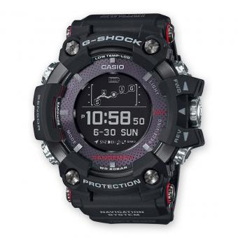 Casio - Montre Connectée Casio G-Shock GRP-B1000-1AER - Montre Casio Femme