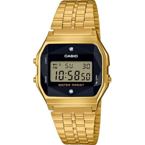 Casio - Montre Casio A159WGED-1EF - Montre Casio