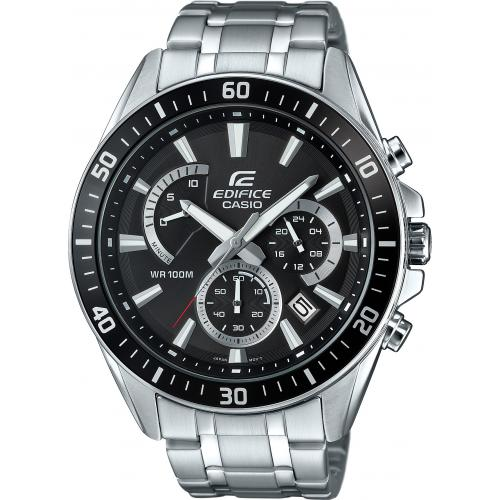 Casio - Montre Casio Edifice-Classic EFR-552D-1AVUEF - Montre Casio Sport