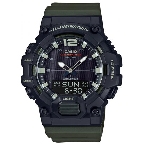 Casio - Montre Casio HDC-700-3AVEF - Montre Casio Sport