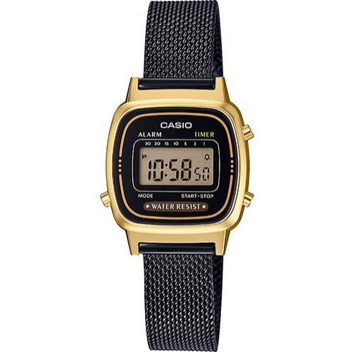 Casio - Montre Casio LA670WEMB_1EF - Montre Digitale Casio