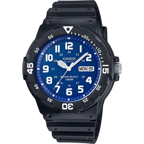 Casio - Montre Casio Collection MRW-200H-2B2VEF - Montre Casio