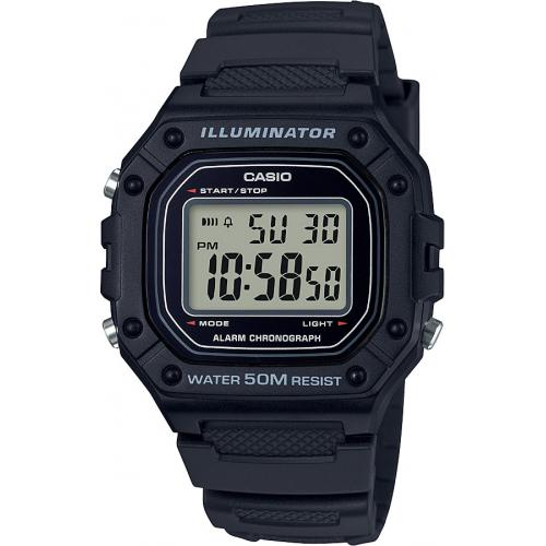 Casio - Montre Casio W-218H-1AVEF - Montre Casio
