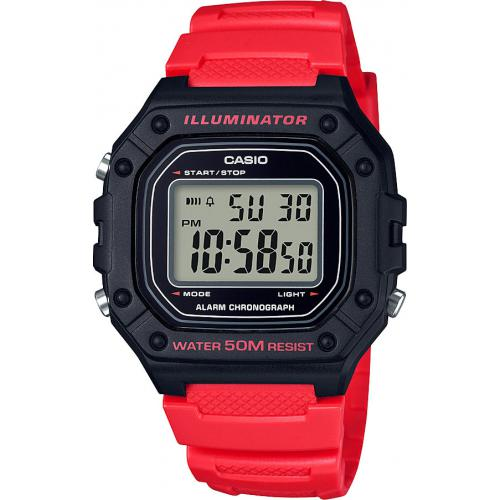 Casio - Montre Casio W-218H-4BVEF - Montre Casio