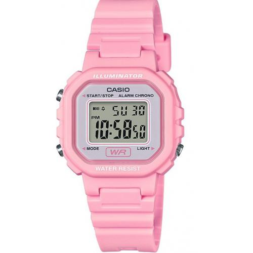 Casio - Montre Casio KIDS LA-20WH-4A1EF - Montre Casio