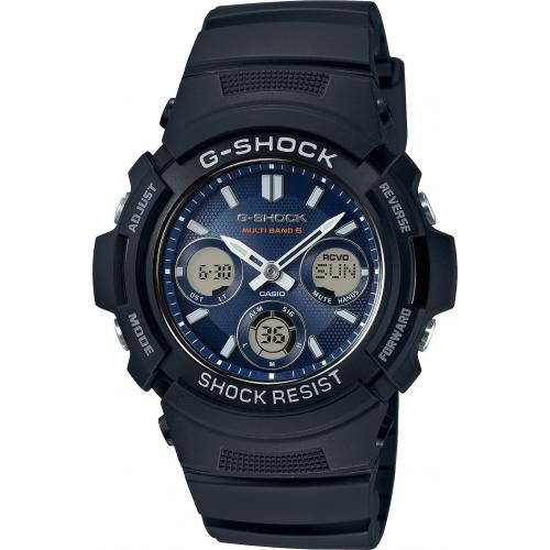 Montre Casio G-Shock G-Classic AWG-M100SB-2AER