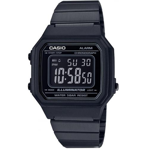 Casio - Montre Casio DIGITALE B650WB-1BEF - Montre Casio