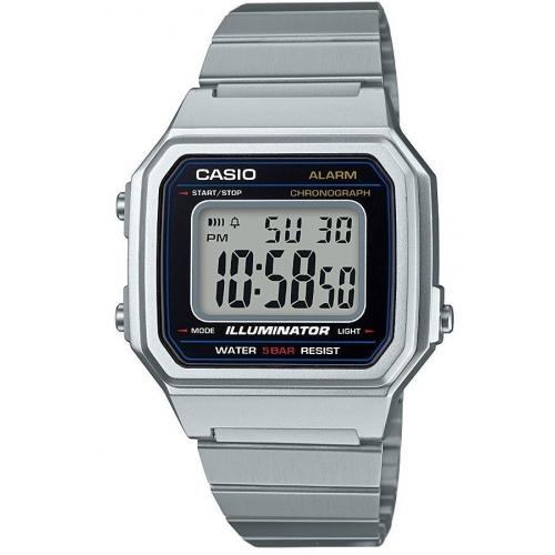 Casio - Montre Casio DIGITALE B650WD-1AEF - Montre Casio