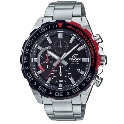 Casio - Montre Casio EFR-566DB-1AVUEF - Montre Casio