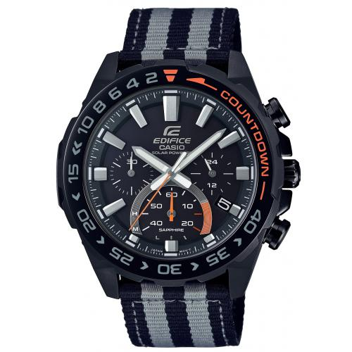 Casio - Montre Casio EFS-S550BL-1AVUEF - Montre Casio