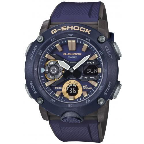Casio - Montre Casio GA-2000-2AER - Montre Casio
