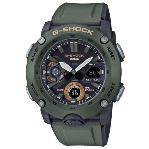 Casio - Montre Casio GA-2000-3AER - Montre Casio