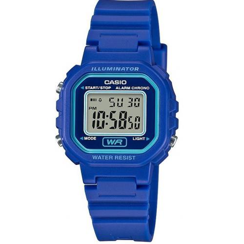 Casio - Montre Casio KIDS LA-20WH-2AEF - Montre Digitale Casio