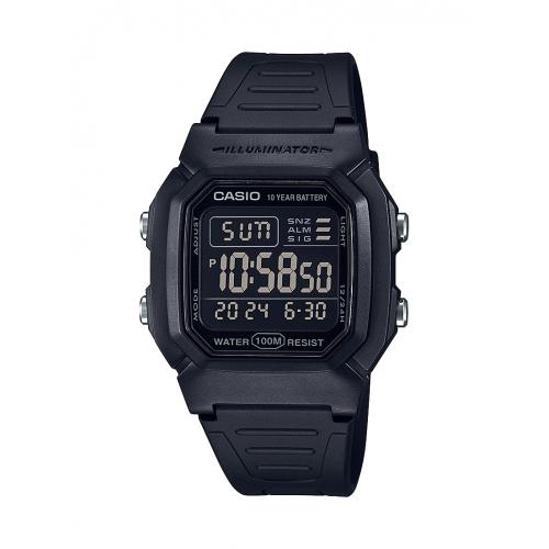 Casio - Montre Casio W-800H-1BVES - Montre Casio