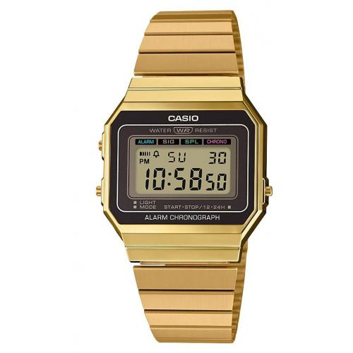 Casio - Montre Casio A700WEG-9AEF - Montre Casio