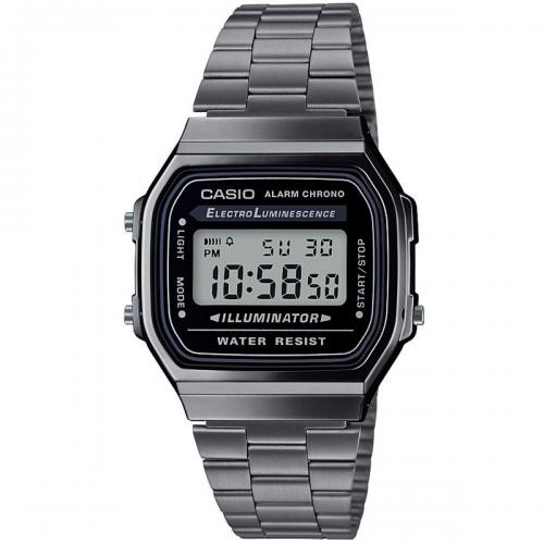 Casio - Montre Casio A168WEGG-1AEF - Montre Casio Sport