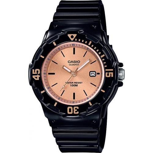Casio - Montre Casio Casio Collection LRW-200H-9E2VEF - Montre en Plastique Femme