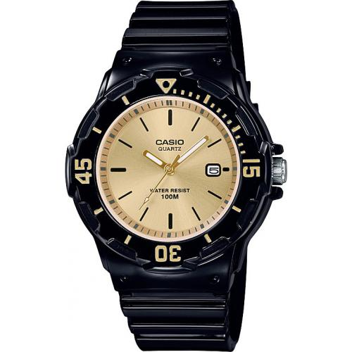 Casio - Montre Casio Casio Collection LRW-200H-9EVEF - Montre en Plastique Femme