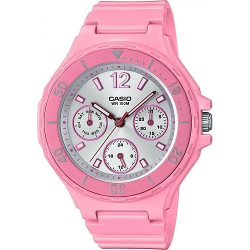 Casio - Montre Casio Casio Collection LRW-250H-4A3VEF - Montre Casio