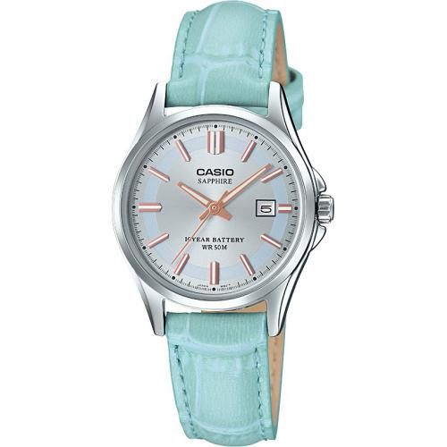 Casio - Montre Casio Casio Collection LTS-100L-2AVEF - Montre Casio