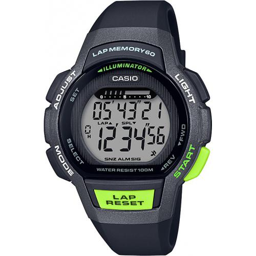 Casio - Montre Casio Casio Collection LWS-1000H-1AVEF - Montre Casio