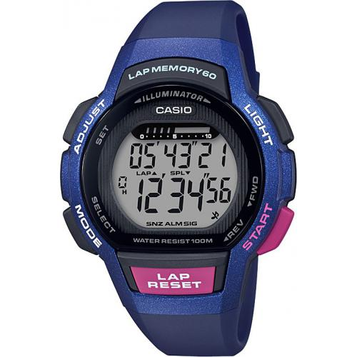 Casio - Montre Casio Casio Collection LWS-1000H-2AVEF - Montre Casio