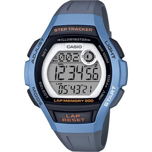 Casio - Montre Casio Casio Collection LWS-2000H-2AVEF - Montre Casio