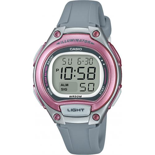 Casio - Casio Collection LW-203-8AVEF - Montre en Plastique Femme