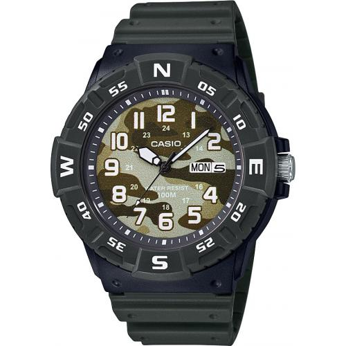 Casio - Montre Casio Casio Collection MRW-220HCM-3BVEF - Montre Casio
