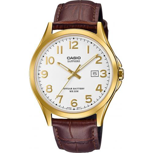 Casio - Montre Casio Casio Collection MTS-100GL-7AVEF - Montre Vintage Homme