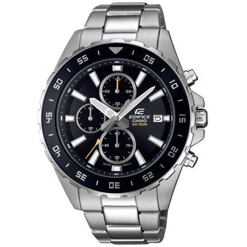 Casio - Montre Casio EFR-568D-1AVUEF - Montre homme grise