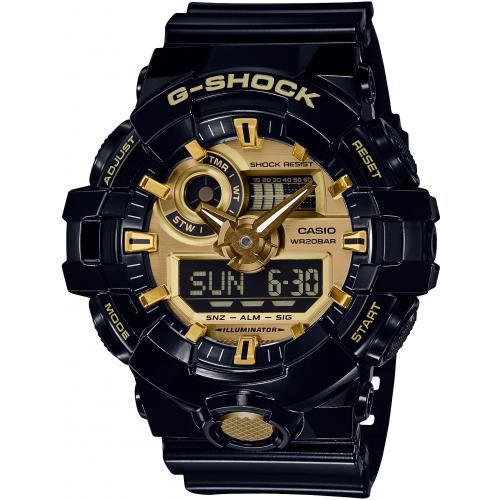 Montre Casio G-Shock GA-710GB-1AER