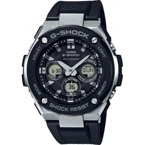 Casio - Montre Casio G-Shock GST-W300-1AER - Montre Casio