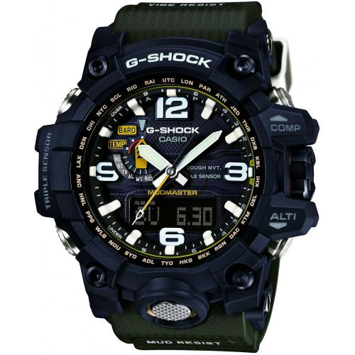 Casio - Montre Casio G-Shock GWG-1000-1A3ER - Montre Casio