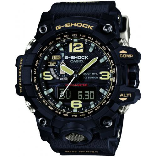 Casio - Montre Casio G-Shock GWG-1000-1AER - Montre Casio