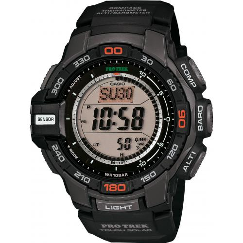 Casio - Montre Casio Pro Trek PRG-270-1ER - Montre Digitale Casio
