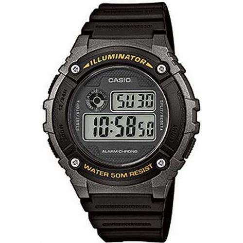 Casio - Montre Casio Collection W-216H-1BVEF - Montre casio etanche
