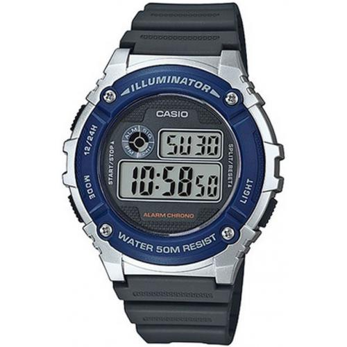 Casio - Montre Casio Collection W-216H-2AVEF - Montre casio etanche