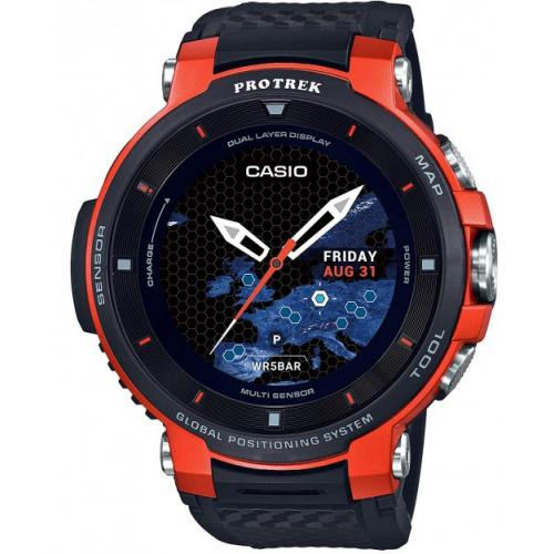 Casio - Montre Casio WSD-F30-RG - Montre Casio