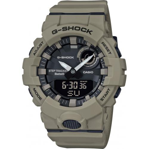Casio - Montre Connectée Casio G-Shock GBA-800UC-5AER - Montre Casio
