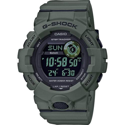 Casio - Montre Connectée Casio G-Shock GBD-800UC-3ER - Montre Casio