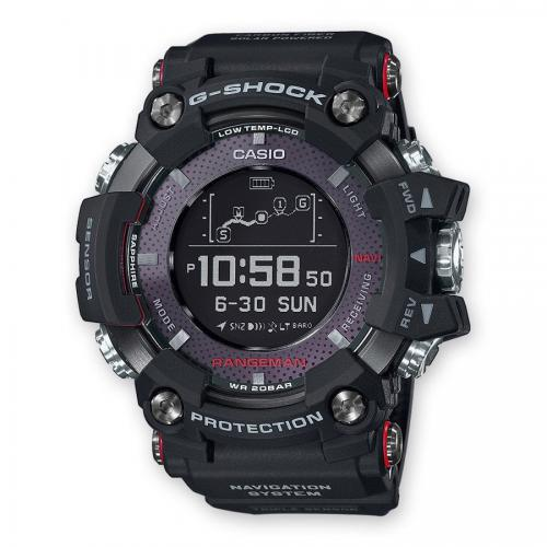 Casio - Montre Connectée Casio G-Shock GRP-B1000-1AER - Montre Casio