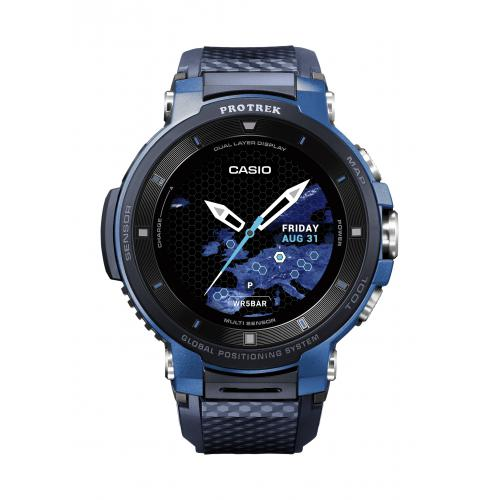 Casio - Montre Connectée Casio Pro Trek WSD-F30-BUCAE - Montre Casio