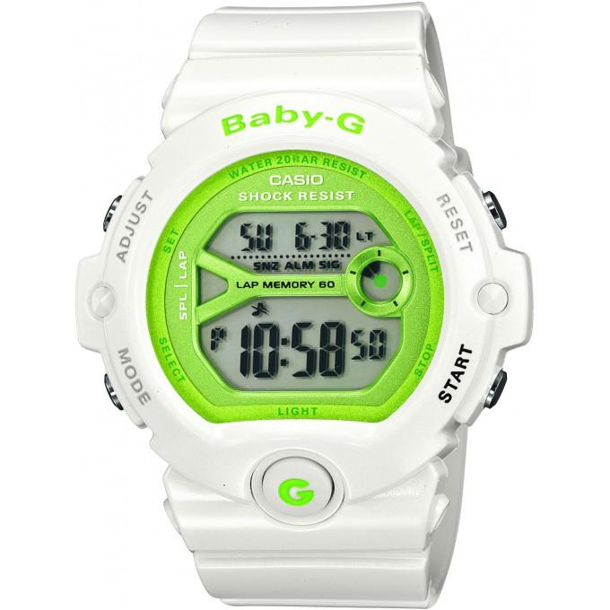 montre casio baby g bg 6903 7er montre sport blanche femme sur bijourama n 1 de la montre. Black Bedroom Furniture Sets. Home Design Ideas
