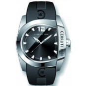 Montre Cerruti 1881 Ronde Silicone Stylée CRF001A999I