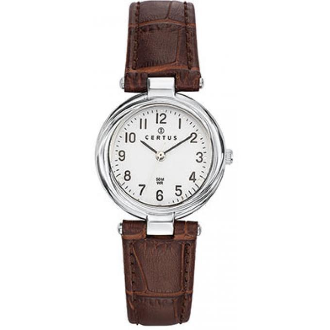 montre certus 644526 montre ronde cuir l gante femme sur bijourama n 1 de la montre homme. Black Bedroom Furniture Sets. Home Design Ideas