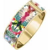 Bracelet Christian Lacroix Bijoux Fleurs Multicolore X16254DM